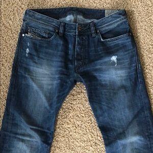 Men's Diesel Safado jeans